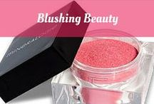 Blushing Beauty / Add some colors to your cheeks! Blush by Mineralogie Makeup. Tips on how to get the perfect blush from the world of Pinterest.