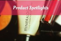 Product Spotlights / All the info, all the products.