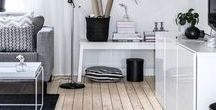 Interior / Homeinterior - pics from my own home and more. Loving scandinavian style..