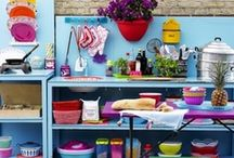 Kids kitchens and tables