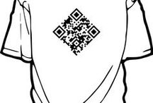 QR Code / Information and drawing in one place.