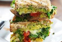 Sandwiches and Salads / by Brittany CORN