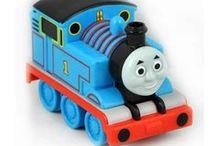 Thomas / Trenulet, locomotiva, set de joaca Thomas si Prietenii (Thomas & Friends)
