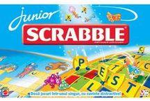 Scrabble / Jocul de cuvinte scrabble!