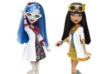 Monster High / Papusi si accesorii Monster High - Mattel
