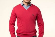 Sweaters for Men - Blade + Blue / Blade + Blue Sweaters, Vests & Cardigans are perfect to top off any of our Woven Shirts.