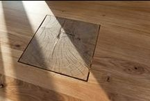 Wooden Surfaces / Wood is a one of many things which we'd like to have closer.