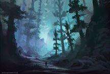 Luminous Cold Shades