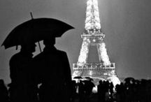 Paris noir et blanc / by Olivier BURNT