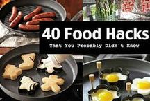 Cooking Life Hacks / Everything you should be doing to make cooking more fun!