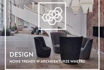 Konferencje Design / nowe trendy w architekturze wnętrz