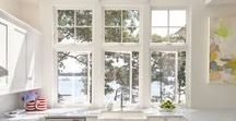 Windows That Wow / Let the light in while expressing your personal style through life's most overlooked home feature.
