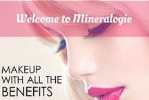 Welcome to Mineralogie Makeup / Our entire product line to give you some oomph. The best mineral based, cruelty-free, environmentally-friendly products to bring our your beautiful best.
