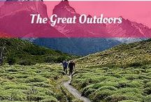 The Great Outdoors / Mineralogie's founder, Mary Van, LOVES the great outdoors. We're sharing all of its beauty with you!