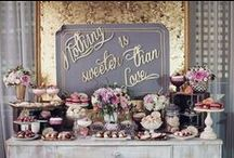 INSPIRATIONEN: SWEET TABLE