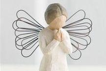 Willow Tree | Melek Biblolar / Bu muhteşem biblolar duygularınızı en güzel şekilde ifade edecek.