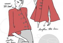 Sewing - Clothing / Tips, tricks and patterns for making your own clothes