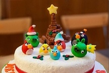Delicious Games /  video game cupcakes & cakes