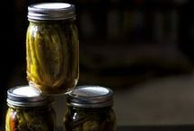 local kitchen preserves / Preserves & put-ups from Local Kitchen blog.