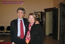 Elezione del nuovo Presidente del CUP - Comitato Unitario delle Professioni / Marina Calderone succede a Raffaele Sirica, 25 Marzo 2009