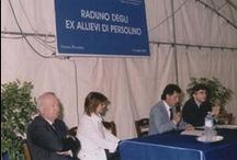 Raduno Ex allievi, convegno sulle prospettive dell'agricoltura e festa sul Colle Persolino di Faenza / 16, 17 e 18 Maggio 2008