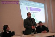 """Incontro sull'istruzione agraria: """"Quale scuola per i futuri Agrotecnici"""" / Torino, 13 Marzo 2009"""