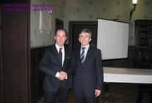 Incontro con il Ministro delle Politiche Agricole Luca Zaia / 8 Gennaio 2009