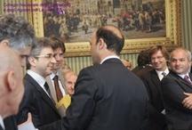 Incontro tra il Ministro della Giustizia Angelino Alfano ed i Presidenti degli Ordini Professionali / 15 Aprile 2010