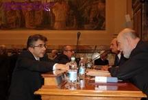 L'insediamento della nuova consiliatura del CNEL. / Roma, 20 Ottobre 2010.  Confermata la presenza degli Agrotecnici.