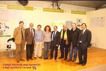 AGRIEST 2010: L'Assessore regionale Violino visita lo stand degli Agrotecnici / 22 - 25 Gennaio 2010