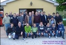 Castelbellino (AN) - Assemblea annuale degli iscritti del Collegio degli Agrotecnici delle Marche / 21 Aprile 2012