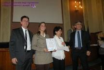 """La premiazione a Roma delle """"Gare di agraria"""" / 20 Marzo 2012"""