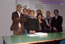 Oristano - Il nuovo Consiglio dell'Albo di Oristano - Cagliari / 5 Novembre 2011