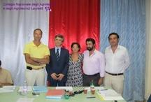 Terlizzi (BA) - La Federazione della Puglia elegge Elisabetta Dolce alla Presidenza  / Segretario L'Agr. Donato Cavaliere  2 Agosto 2011