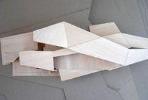 M A Q U E T T E S / Architectural models