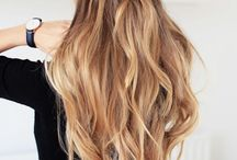 Hair. / The Colours,  The Style