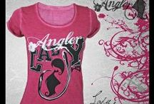 """LADY ANGLER / The collection LADY ANGLER will change the lifestyle of women, it includes many different concepts for ladies, products who are comfortable, stylish, trendy and certainly eye-catching. Ladies have never found suitable products in the fishing field, they were always looking for something that it wasn't too masculine. The Lady Angler collection solves the problem as it is a collection """"born for her"""", having in mind all fundamental aspects for a women collection."""