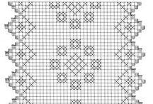 Haken/Crochet filet