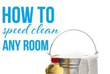 Tips for the home / Cleaning tips, cluther tips, money saving, garden tips and beauty tips