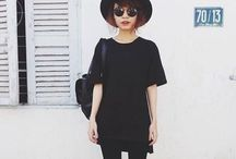 Street Casual Fashion / My dream closet
