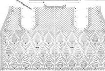 Haken/Crochet Kleding