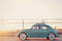Volkswagen and mini