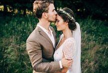 Ideias para fotos de casamento
