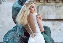 WEDDING DRESSES 2016/2017 / Be the drop-dead bride. What's your style? Princess:Vintage:Lace:Country:Beach:BallGown:Simple:Sexy:Mermaid:Boho:Sweetheart:Puffy:Classic:Empire:Modern:Luxurious? http://goo.gl/OyaAcW♡