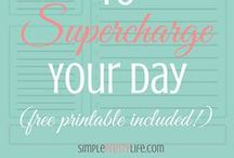 Simple. Pretty. Life. / intentional faith, intentional creativity, intentional home: all aspects of homemaking, decorating, designing a life you want to live, and making a difference