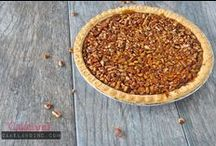 Thanksgiving Pies / Our delicious thanksgiving day desserts are only available November 1st- November 26