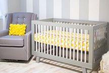 Nursery ideas / habitación del bebé