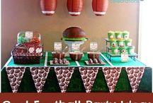 Super Bowl / Super Bowl Food, Super Bowl Snacks, Super Bowl Party