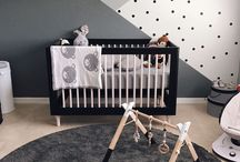 Baby Decor. / Decorating for the little one