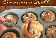 Tasty Breakfast Recipes / A roundup of yummy breakfast recipes from food blogs, including my own called CookingWithVinyl.com.